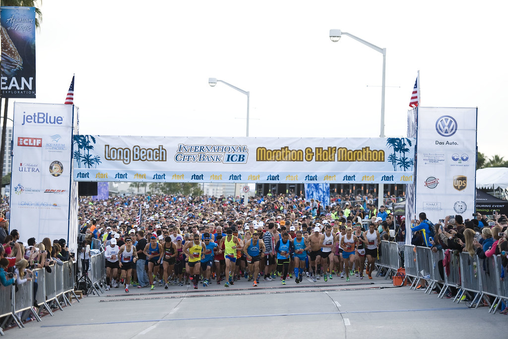 Long Beach Half Marathon Sunday Oct