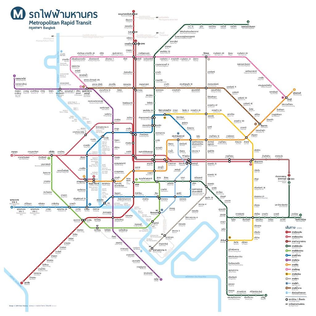 Фиолетовая линия метро начнет работу в Августе