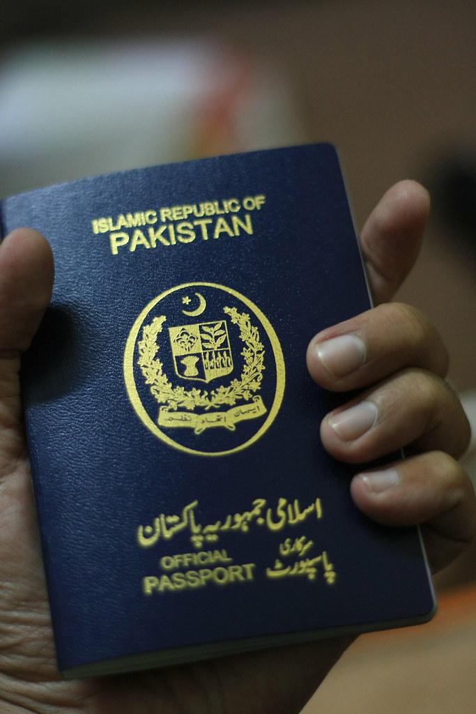 Pakistani Passport | Flickr
