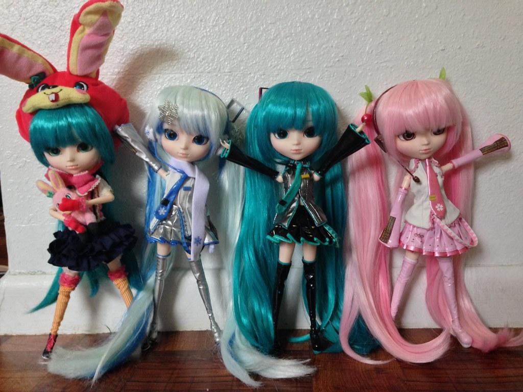 Pullip Hatsune Miku | Scarlett Blandon | Flickr Scarlett