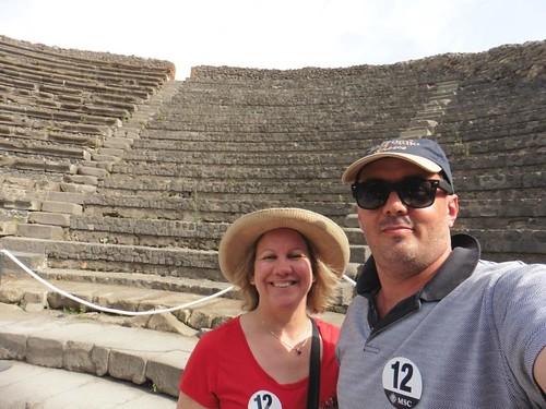amphitheatre Pompeii