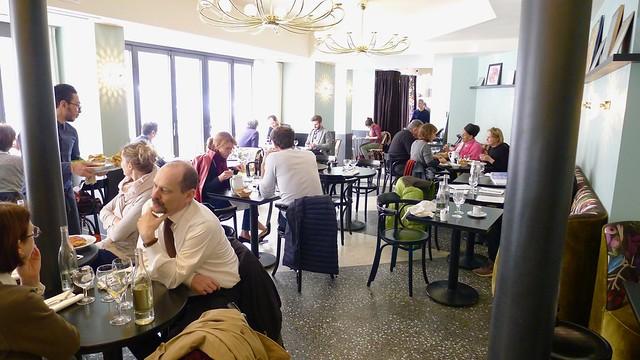 Restaurant Maison Marie - Paris