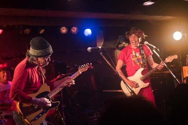 Yoshimitsu Kasuga's 60th birthday live at Manda-La 2, Tokyo, 03 Apr 2017 -00308