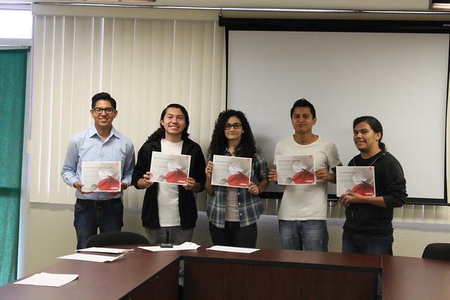 Docentes  y alumnos de la FADU reciben, Certificados de ADOBE.