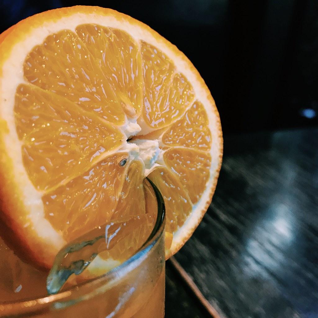 Iphone  Orange G