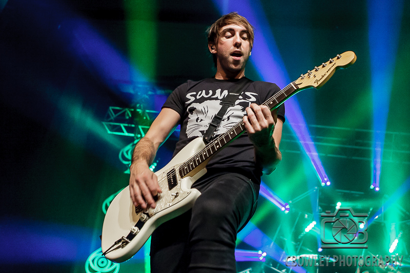 20170316 - All Time Low - o2 Academy - 80