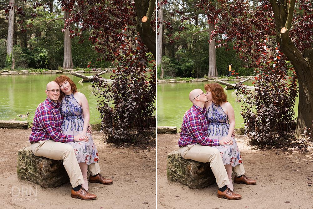 Lindsay + Darell - Engagement