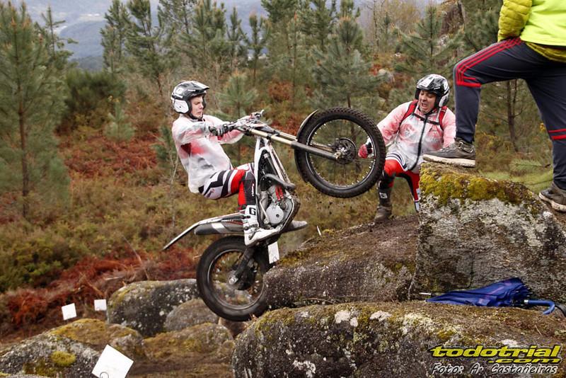 Trial de Entrimo. Cto. de Galicia 2017