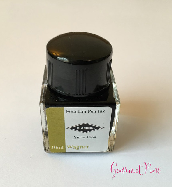 Ink Shot Review Diamine Music Wagner @AppelboomLaren 8