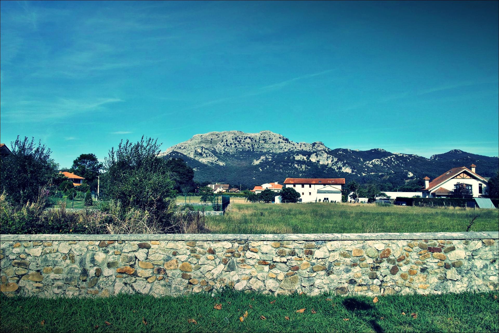 평화로운 리엔도-'카미노 데 산티아고 북쪽길. 카스트로 우르디알레스에서 리엔도. (Camino del Norte - Castro Urdiales to Liendo) '
