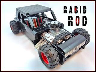 VW Rabid Rod