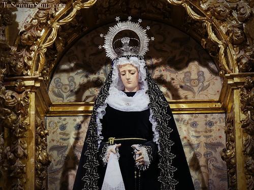 Triduo a Ntra. Sra. de la Soledad