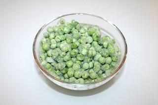 06 - Zutat Erbsen / Ingredient peas