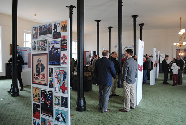 """Remembering the Great War"" exhibit in Alabama State Capitol"