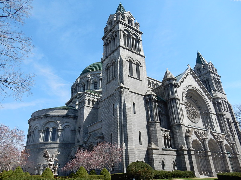 Cathedral Basilica of Saint Louis, church, st louis