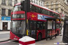 Wrightbus NRM NBFL - LTZ 1042 - LT42 - Liverpool Street 11 - Go Ahead London - London 2017 - Steven Gray - IMG_9444