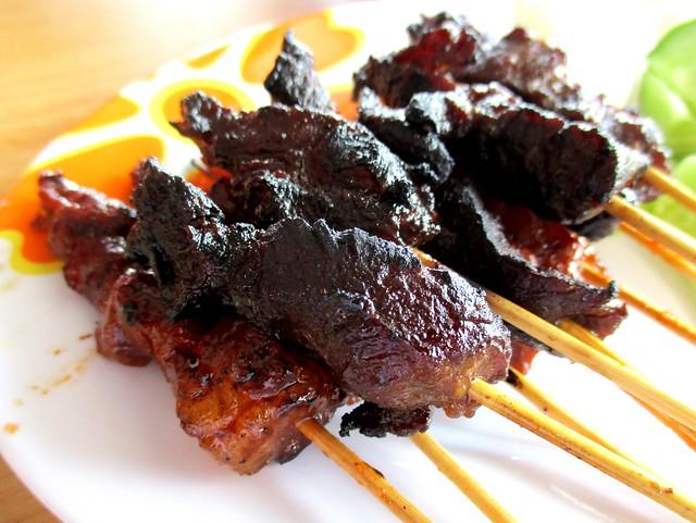 Noor Satay beef & lamb satay