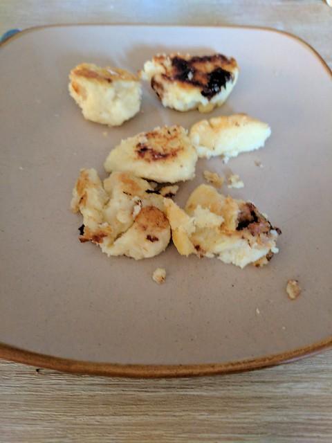 Parsnip Dumplings