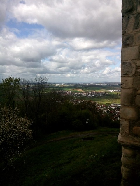 View from the castle VII