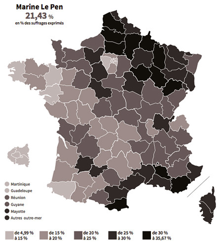 17d25 La Francia de Le Pen tras la 1ª vuelta presidencial Uti 465