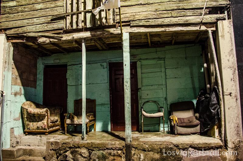 vivir en las islas galapagos casas de san cristóbal