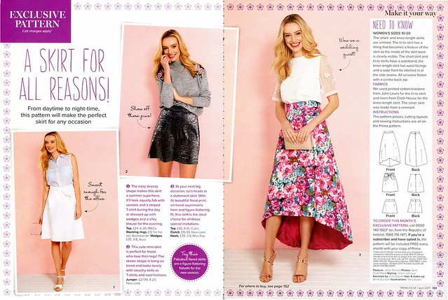 Prima Magazine - Pattern, April 2017 (02)
