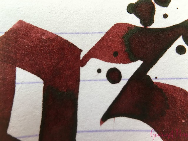 Ink Shot Review Diamine Music Mozart @AppelboomLaren 7