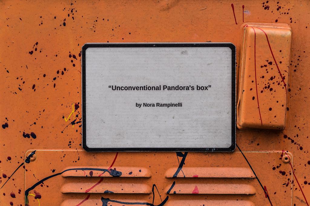 UNCONVENTIONAL PANDORA'S BOX BY NORA RAMPINELLI 003