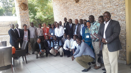 Feed the Future Livestock Systems Innovations Lab (LSIL) project inception workshop in Rwanda
