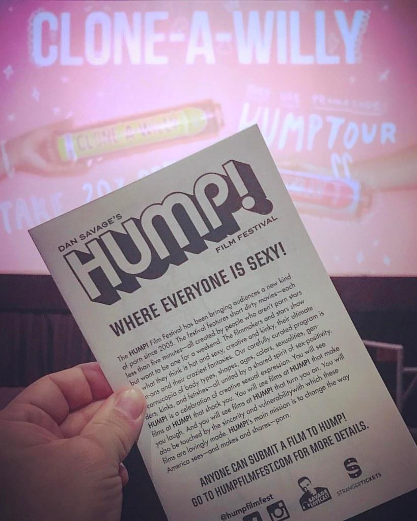 Amateur Porn Film hump! amateur porn film festival | nick mcglynn | flickr