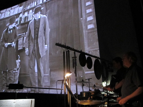 Alloy Orchestra - New Music For Silent Films