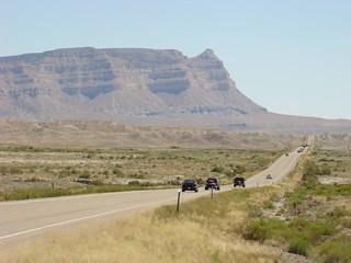 05 Onderweg naar Moab
