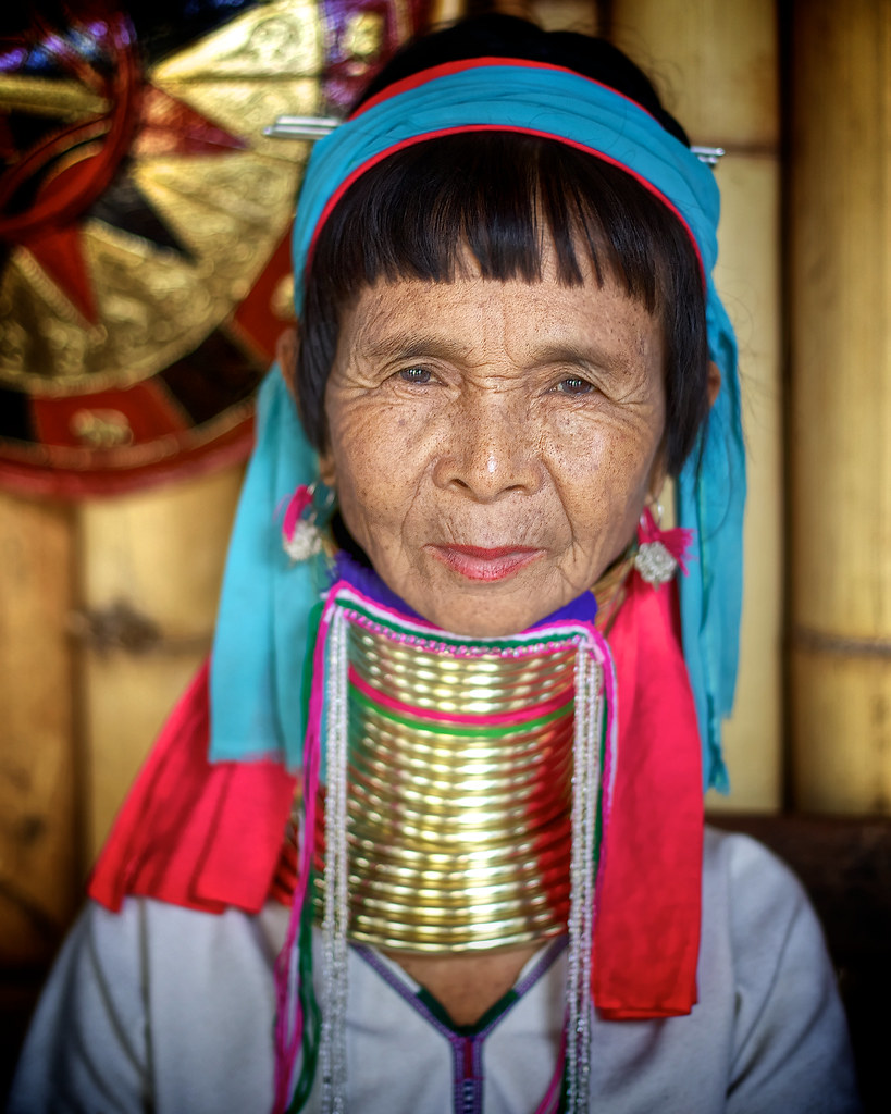 Hope In Burma >> Kayan Women Without Neck Rings | www.imgkid.com - The Image Kid Has It!