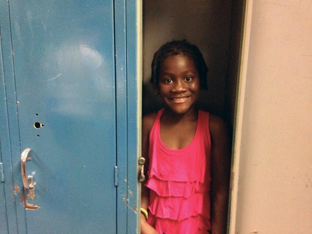 Middle School Locker Room Ripped