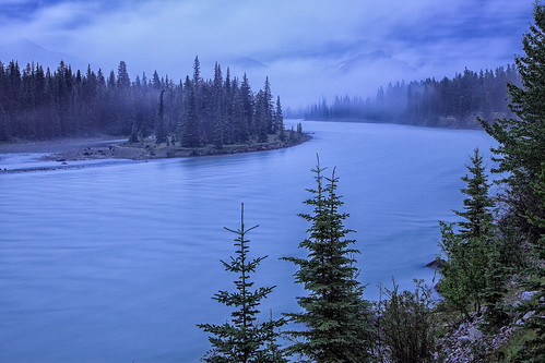 Athabasca River | by sailor_smb
