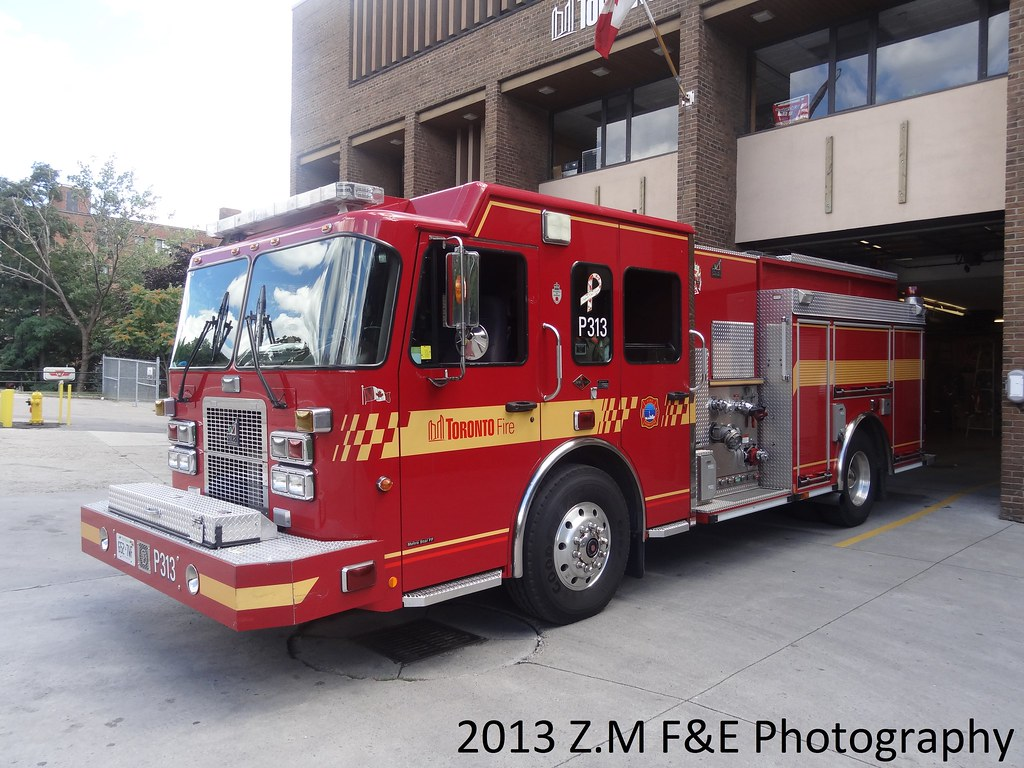 Toronto Fire - P313 | Z M F&E Photography | Flickr