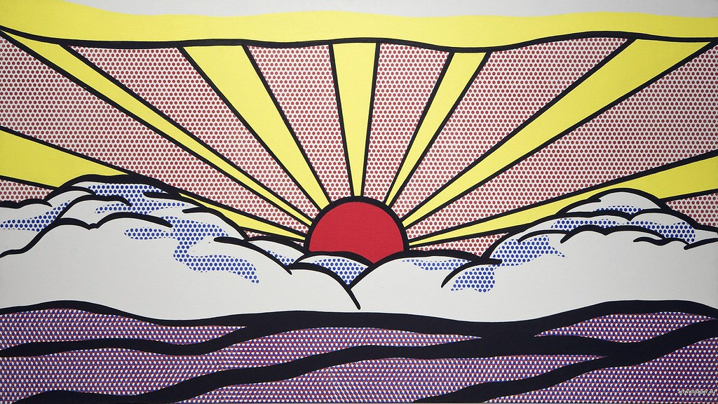 Pop Art Wallpapers: Hd-wallpapers-roy-lichtenstein-wallpaper-pop-art-gallery-2