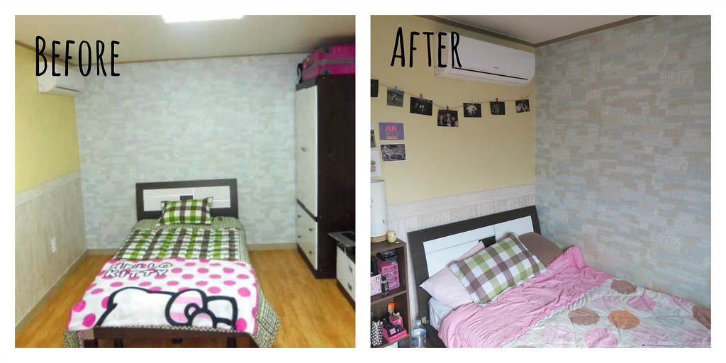 Bedroom Before And After Maddie Lamb Flickr