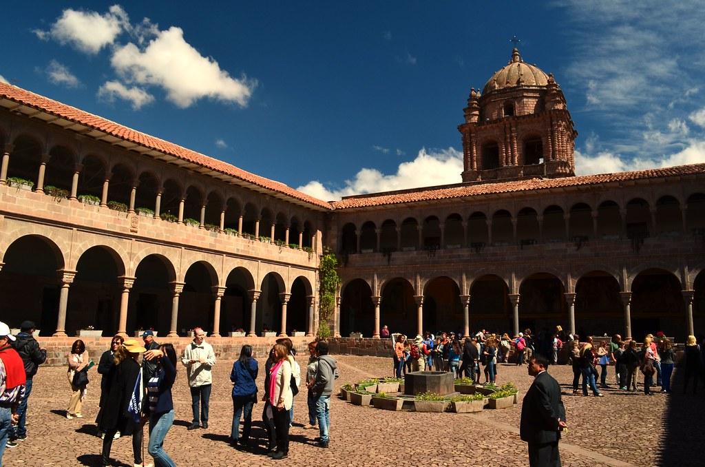 Convento de Santo Domingo 2 - Cusco - Perú.