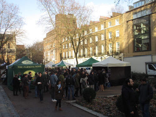 Bloomsbury farmers market | by Matt From London