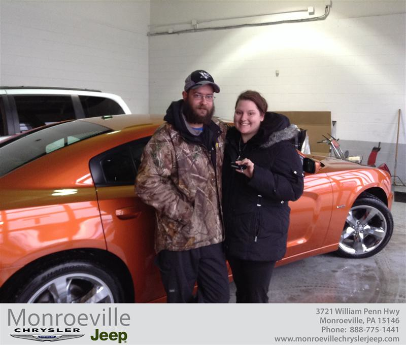 Thank You To Michlle Ramsey On Your New 2011 #Dodge #Charg