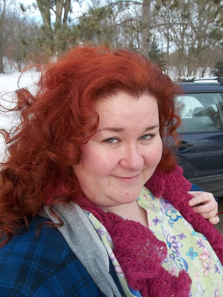 Me With Garnier Hot Tamale Hair Color 2182014 Recently Flickr