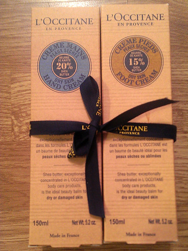 L'Occitane Cream1