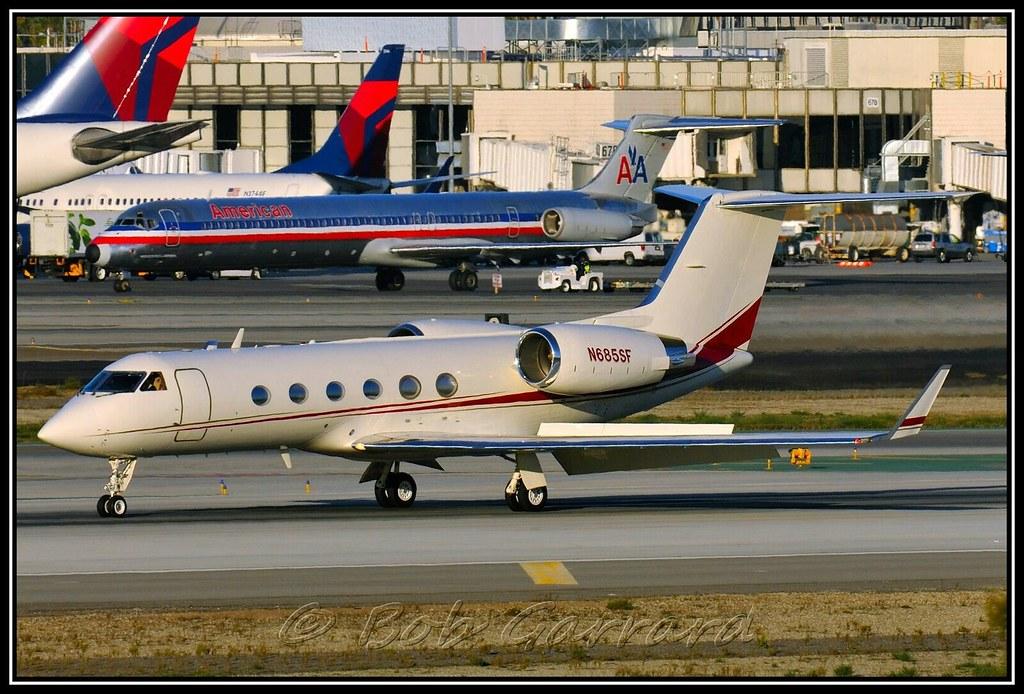 N685SF Spirit of Faith Christian Center   Gulfstream ...