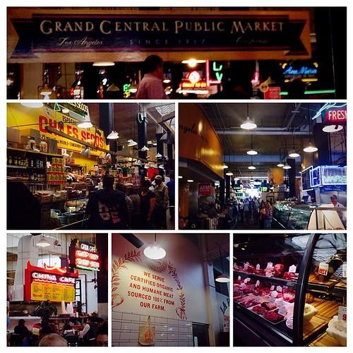 Downtown La Food Court