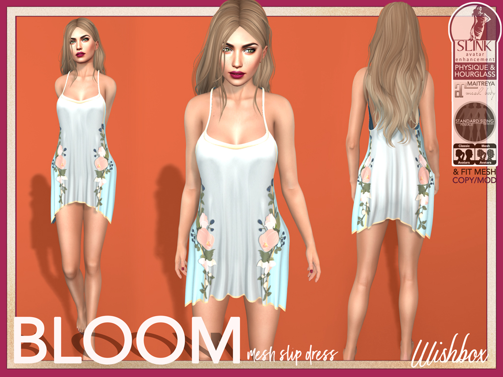 [Wishbox] Bloom (Blue)
