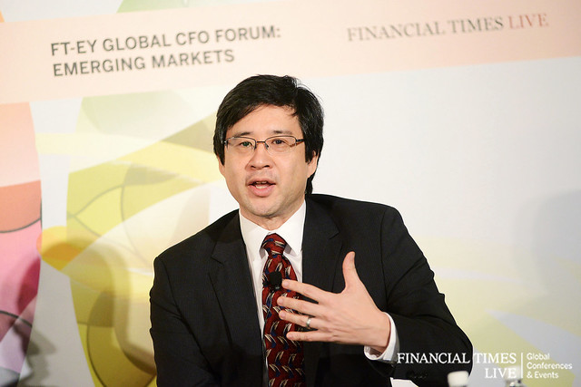 Prof. Albert Park to join FT/EY Global CFO Forum: Emerging Markets