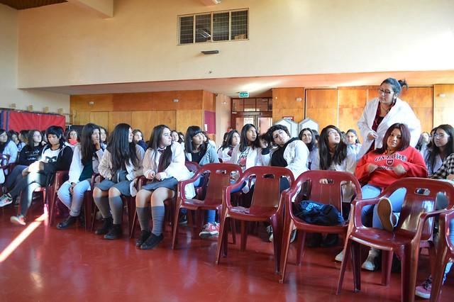 "Cuarta convocatoria ""Encuentro de alumnas CEAT"""
