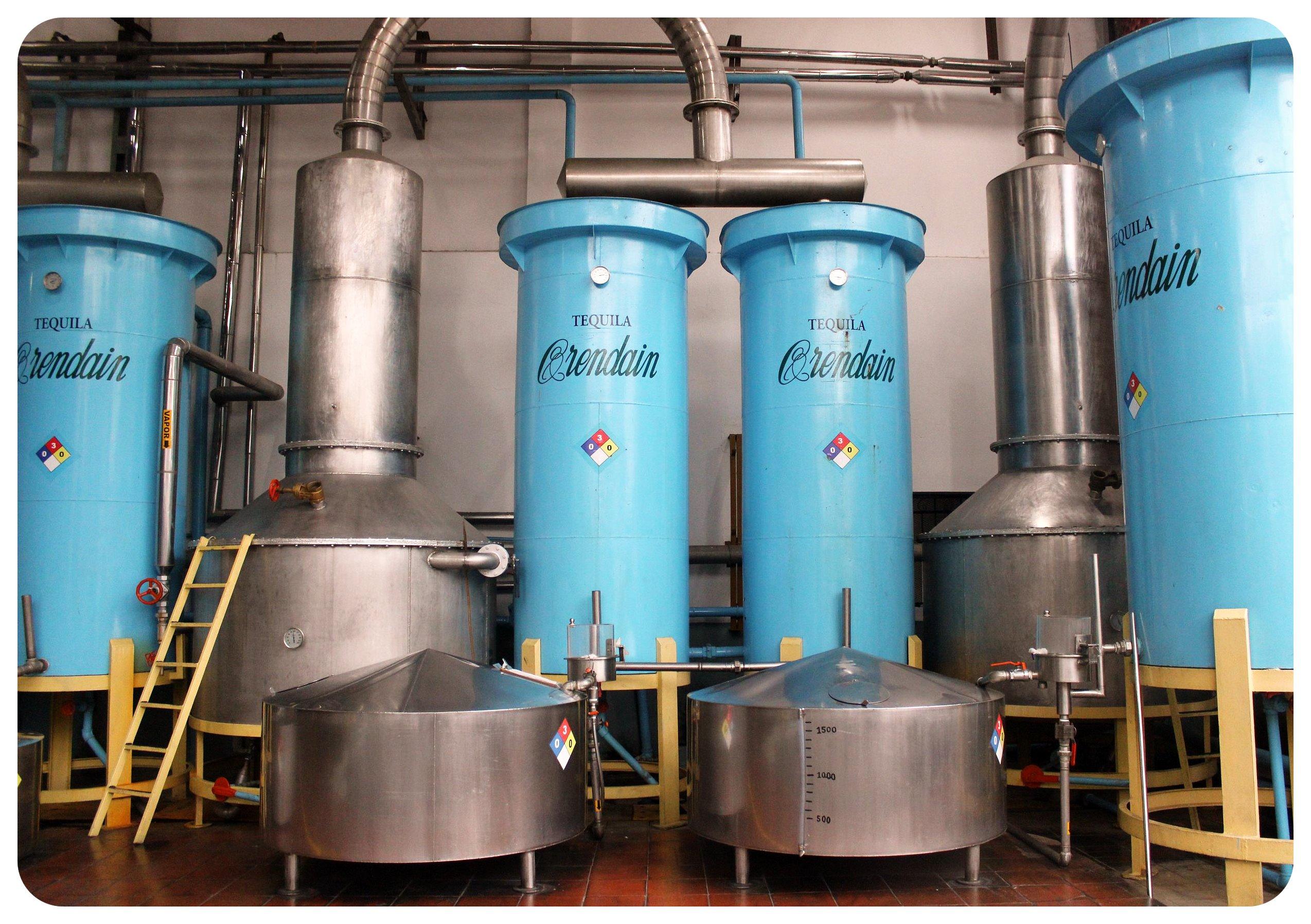 tequila orendain distillery