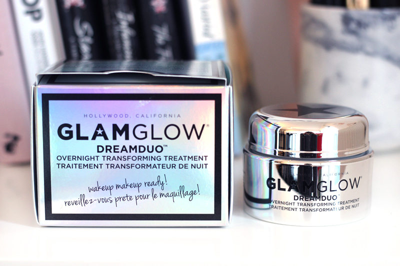GlamGlow Overnight DreamDuo Review